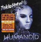 Humanoid Superjewel Box-engli Tokio Hotel Audio CD