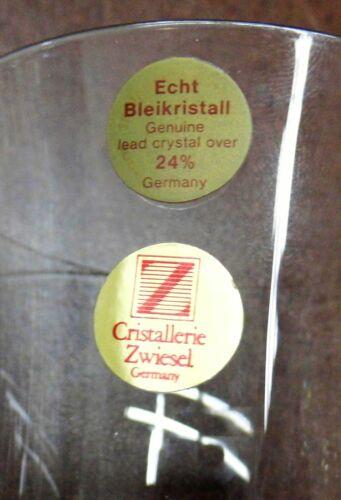 Weißweinglas Schott Cristallerie Zwiesel  Bleikristall 24 /%  Serie Desiree