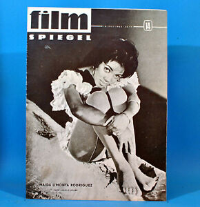 GDR-Filmspiegel-14-1963-Ostseestudio-Rostock-Alfred-Muller-Eberhard-Esche-Piur