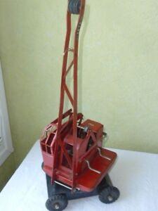 Vintage Grue Jones Kl44 Crane Pivotant