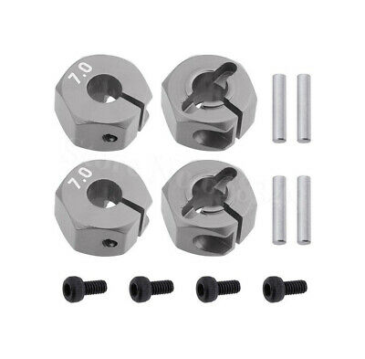 Rc 12mm to 17mm Wheel Hex Adaptor For Arrma Senton Raider Fury Granite Vorteks