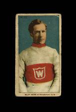 1910 1910-11 C56 IMPERIAL TOBACCO ITC HOCKEY CARD~#22~RILEY HERN~GOALIE~HOF RC