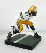 McFarlane NFL 25 Charles Woodson Green Bay Packers White Jersey Exclusive LOOSE