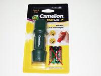 Camelion Hp7011 Travlite 40 Lumens Pocket Led Flashlight Torch ( Green )