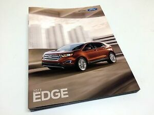 Image Is Loading  Ford Edge Brochure