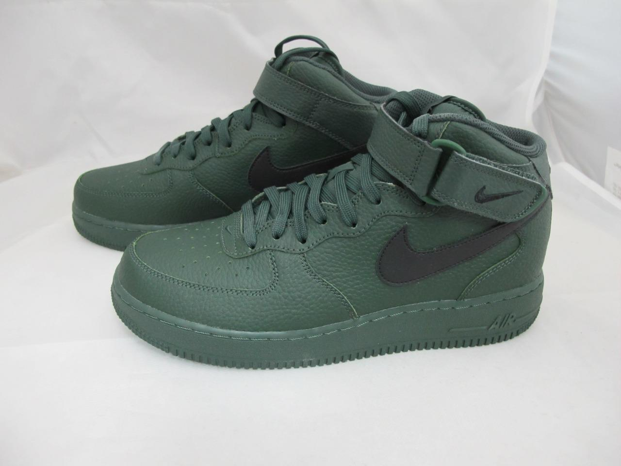NEW MEN'S NIKE AIR FORCE 1 MID '07 315123-303