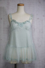 Liz Lisa Camisole Japanese Style Fashion Hime Gyaru Lolita Kawaii Cute