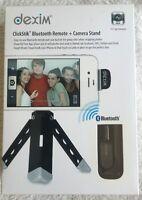 Dexim Clickstik Bluetooth Remote & Camera Stand For Iphone