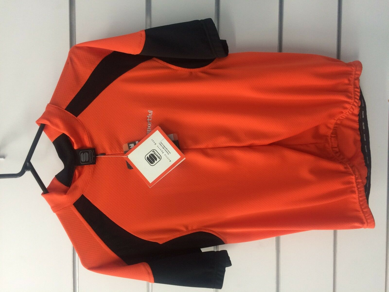 Sportful Slice Jersey Size M orange