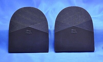 "GTO Mens Rubber Replacement Top Lifts Shoe Repair Heels- 3/8""  Thick 15-16"