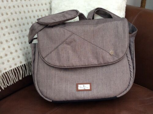 Silver Cross Chelsea Changing Bag Used Chelsea Bag inc Changing Mat /& Insulator
