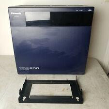 Panasonic Kx Tda200 Hybrid Ip Pbx Basic Cabinet Barebones Chasis K42