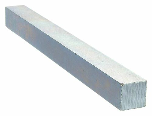 "Gl Huyett 12/"" Low Carbon Steel Undersized Key Stock with Zinc Finish 5//16 x"