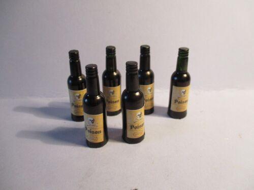 Dolls House miniatura bottiglia di streghe VELENO