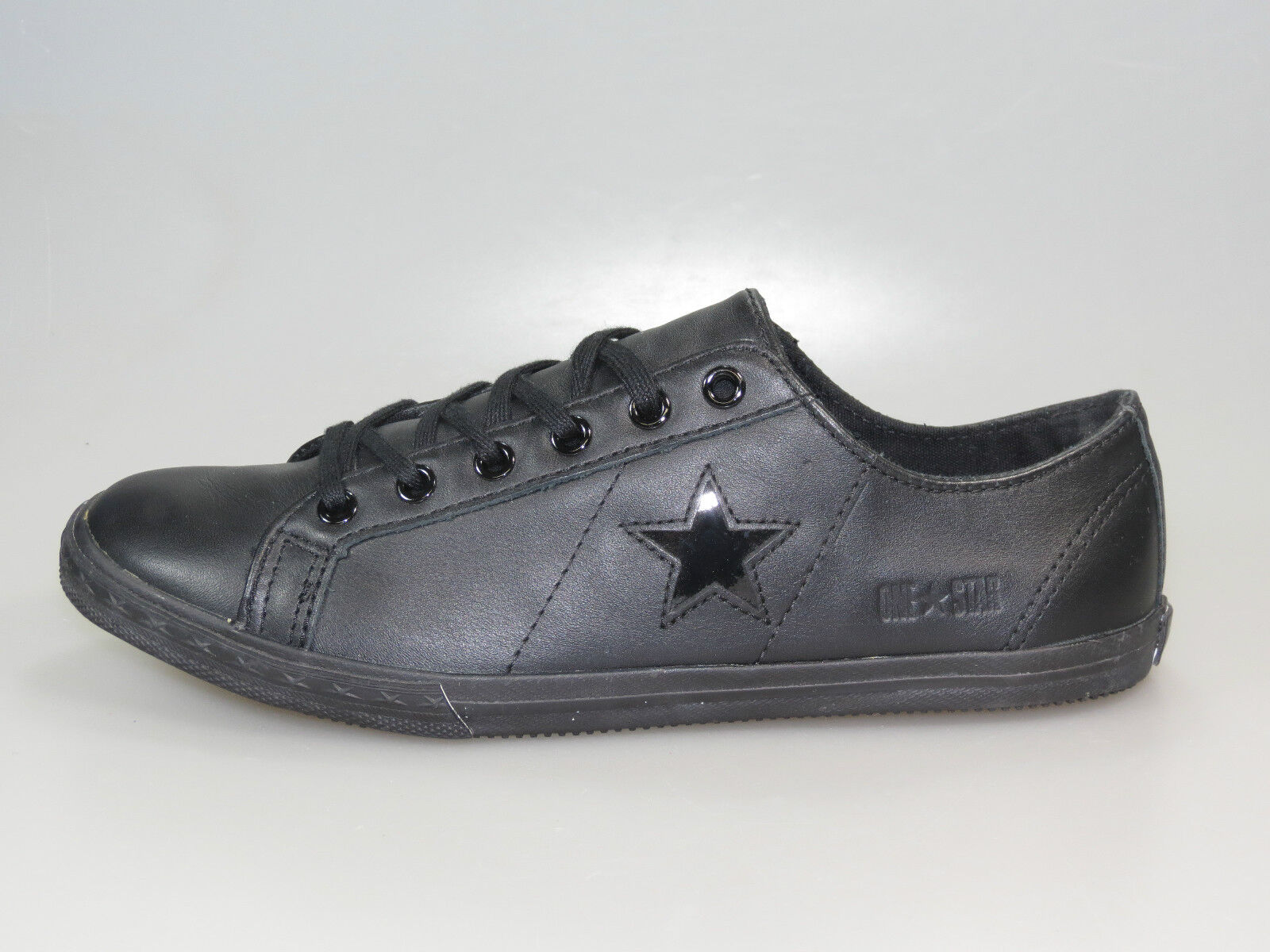 Converse Chucks AllStar OS PRO LOW OX 108736 BLACK Schwarz +NEU+ Größe 37 & 37,5