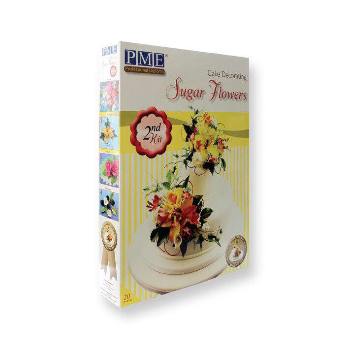 PME icing Sugarcraft decorations Sugar Flowers floral Cake Decorating set kit 2