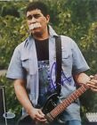 PAT SMEAR FOO FIGHTERS 8x10 inch SIGNED PHOTO BECKETT BAS COA