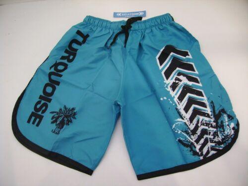 Turquoise Pantaloncino Shorts Beach Tennis Uomo Azzurro
