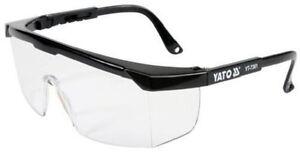 Sicherheits-Schutzbrille-Arbeitsbrille-Schleifen-Neu