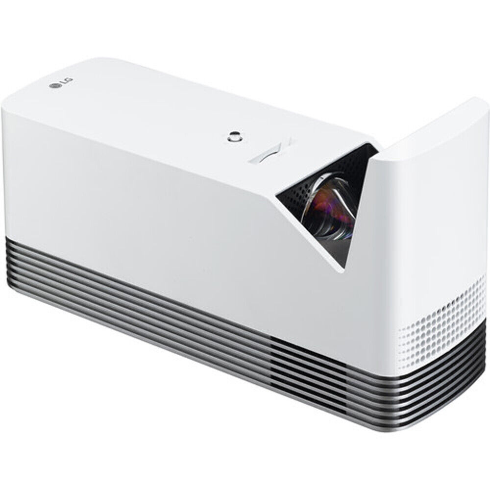 LG HF85LA Short Throw Laser Smart Home Theater Projector, (Open Box). Available Now for 1000.00