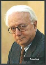 Enzo Biagi - cartolina