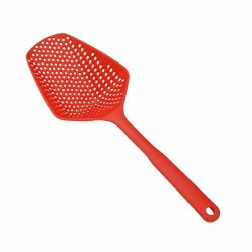 Shovel No Stick Plastic Drain Strainers Water Leaking Ice Colanders Kitchen New