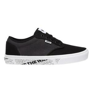 etiquette vans chaussure