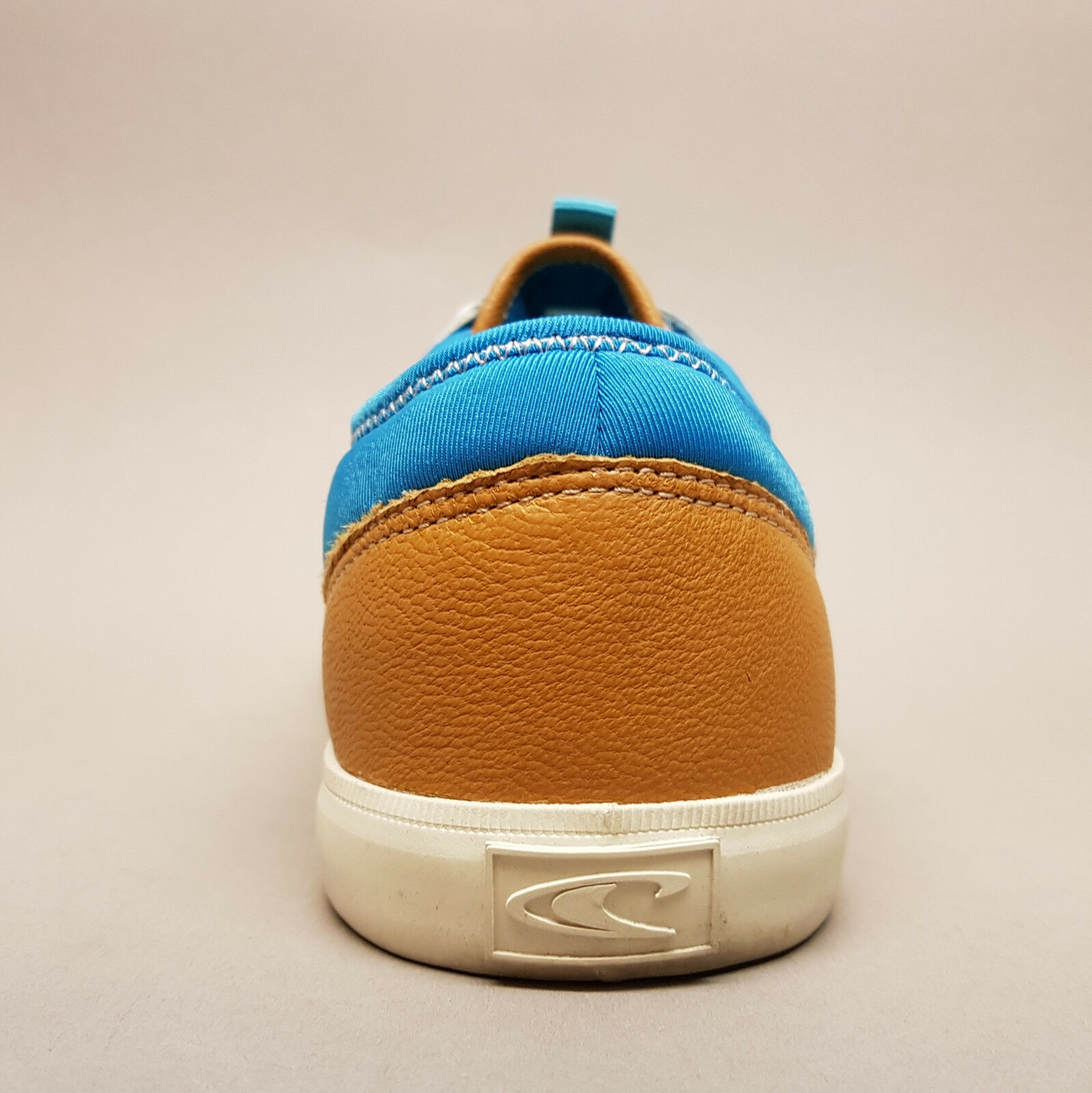 O'Neill blau Mutant Petrol Suede 59.1098.01 S35 Sneaker Halbschuhe blau O'Neill 39 40 41 43 51664a
