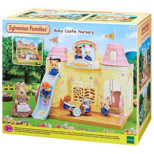 SYLVANIAN Families Baby Castle Nursery 5316