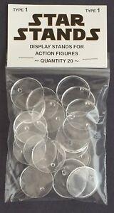 Paquete-De-20-Figuras-De-Accion-De-Star-Wars-Vintage-expositores-Palitoy-Kenner-1977