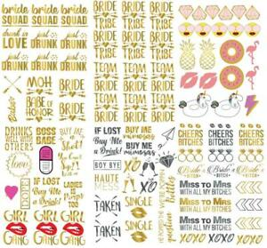 100-Bachelorette-Party-Tattoos-Bridesmaid-Gift-Bride-Tribe-Party-Favors-Hen