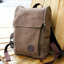 Canvas Duffle Bag Travel Extended Stay Brown With Leather Accents Rothco  8779. +.  65.99Brand New. Free Shipping. Add to Cart. Men s Vintage Canvas  Backpack ... 1b3115f8adc16
