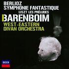 Berlioz: Symphonie fantastique; Liszt: Les Pr'ludes (CD, Jul-2013, Decca)