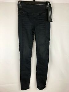 ac3fa45c Diesel Actyvista 0669L Women Jeans Black Size 27 NWT Authentic Made ...