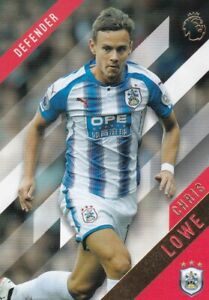 2017-18-Topps-Premier-League-or-Football-Cartes-a-Collectionner-54-Chris-Lowe