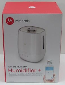 Details about NEW Motorola Smart Nursery Humidifier + WiFi Capable SmartPhone Control for Baby