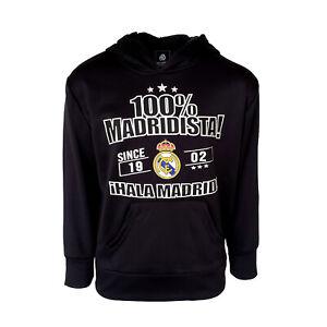 Real Madrid Youth Soccer HoodiesSweatshirts 10 Colors