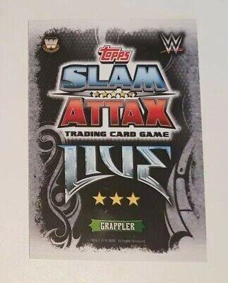 #238 Wesley Blake-Live 2018 Slam Attax