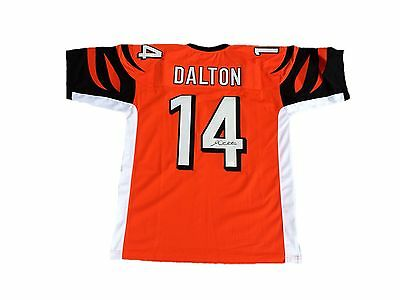 Andy Dalton Cincinnati Bengals Signed Jersey Jsa   eBay