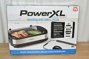 PowerXL-Smokeless-Grill-Plus-with-Tempered-Glass-Lid-Damage-Read