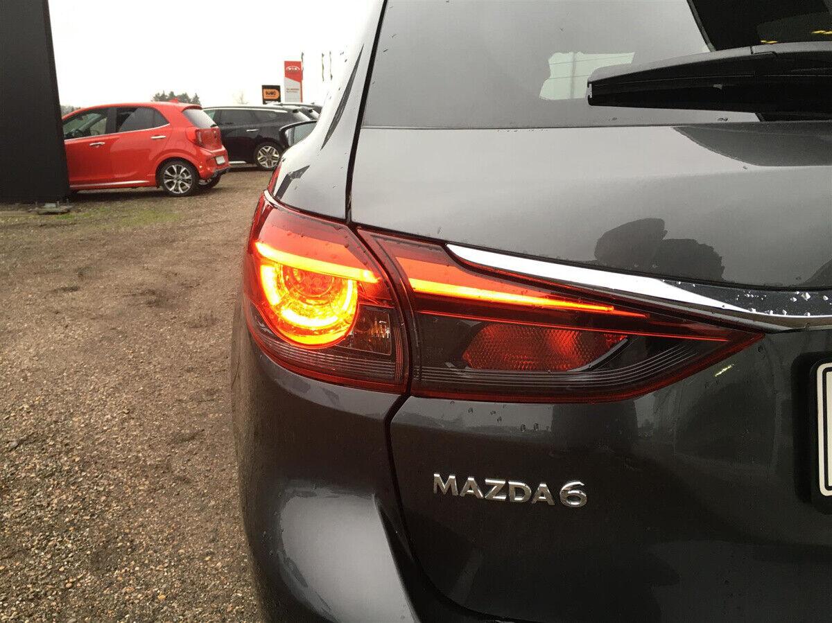 Mazda 6 2,5 Sky-G 194 Premium stc. aut. - billede 5
