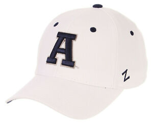 UTAH-STATE-ST-AGGIES-NCAA-ALL-WHITE-FITTED-SIZED-ZEPHYR-DH-STYLE-CAP-HAT-NEW