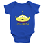 Infant-Baby-Rib-Bodysuit-Jumpsuit-Babysuits-Clothes-Gift-Toy-Story-Alien-Green thumbnail 1