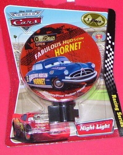NEW NIGHTLIGHT DISNEY PIXAR CARS HUDSON HORNET NIGHT LIGHT