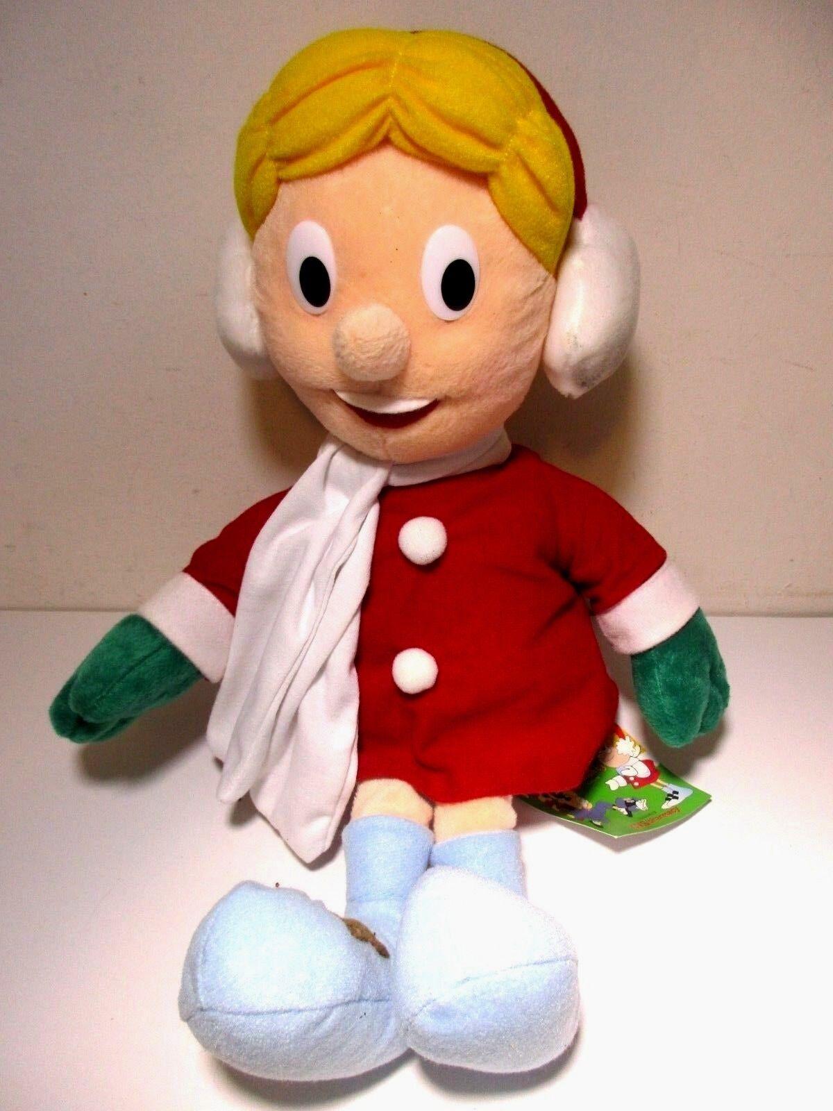12  14  CVS Stuffins Frosty The Snowman Karen Plush Stuffed Toy Doll