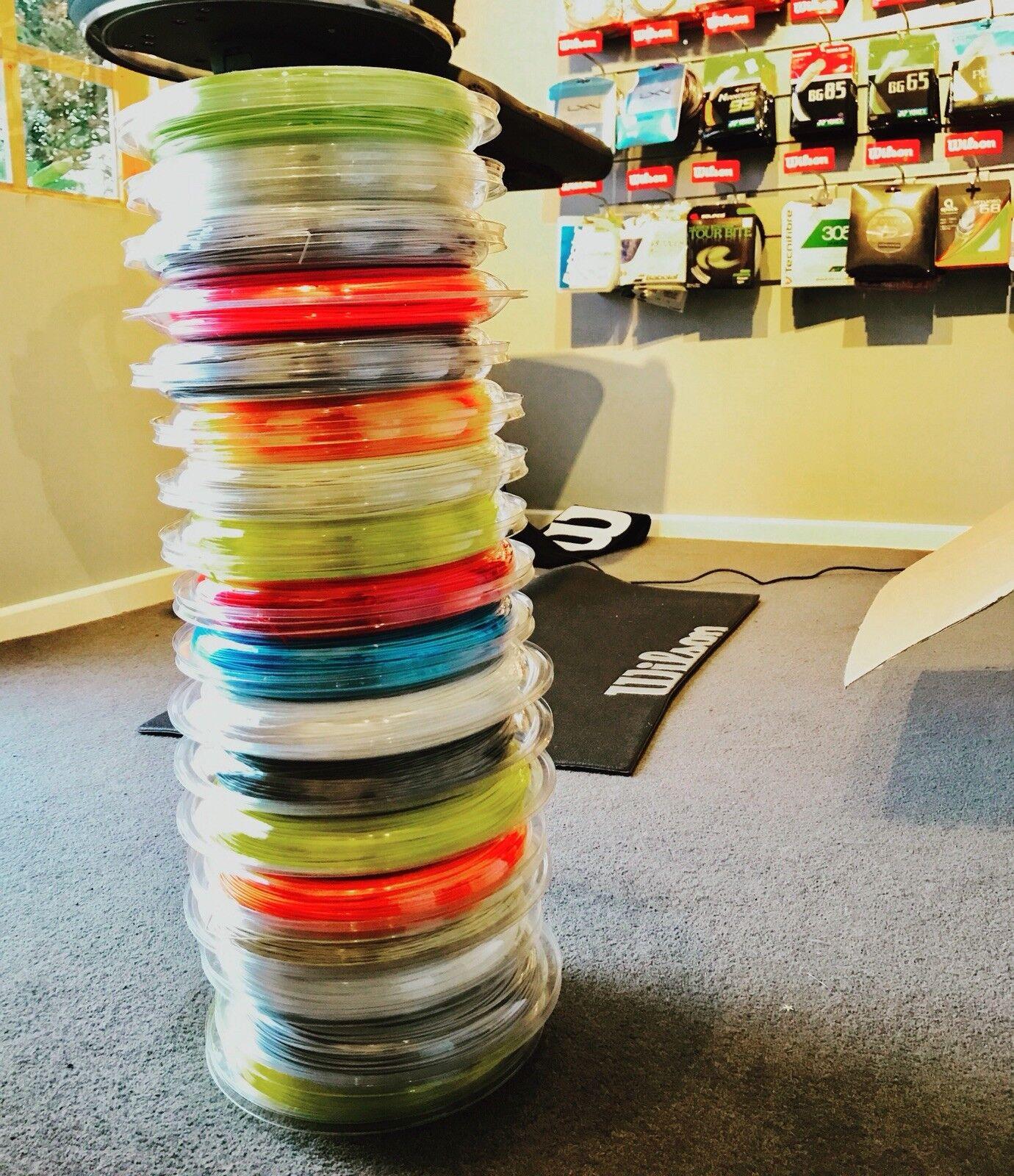 Tennis String Co-Polymere 200m Best Seller