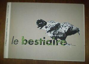 Philippe-LOUISGRAND-J-L-POITEVIN-LE-BESTIAIRE-DESSIN-ORIGINAL-E-O-1995