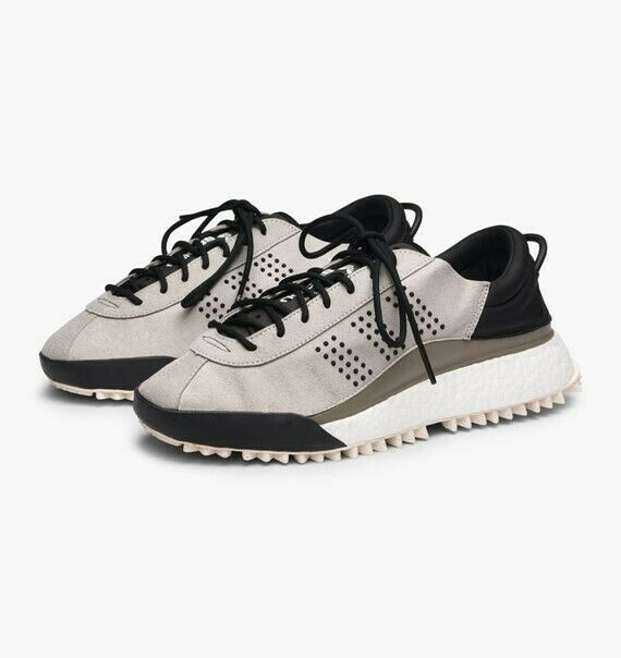 refugiados Delicioso práctico  adidas X Alexander Wang AW Hike Lo Neon Orange Mens Shoes Size 5 for sale  online | eBay