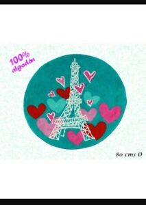 Image Is Loading New S Paris Eiffel Tower Rug Mat 1
