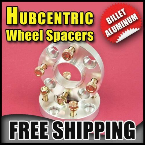 30MMHubcentric Adapters Wheel Spacers Ford 4x10054.112x1.5